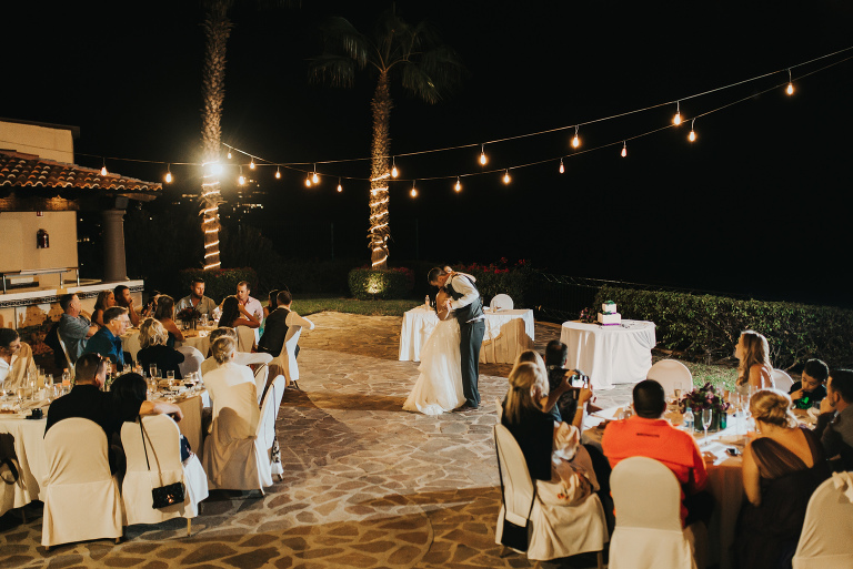 Venue Pueblo Bonito Sunset Beach Dress The Bridal Collection Cake B Sweet Design